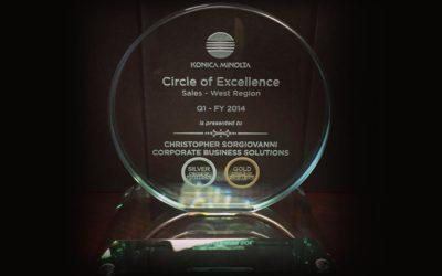 Congratulations to Christopher Sorgiovanni