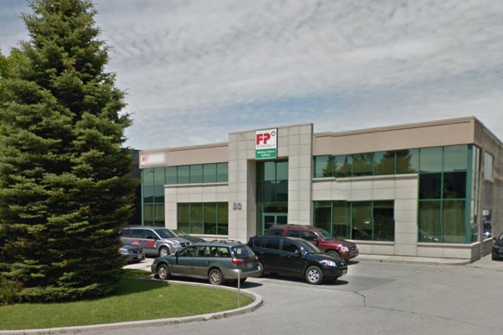 New Francotyp Postalia Authorized Dealership